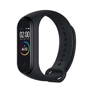 Fitbit like fitness band called the Xiaomi Mi Band 4