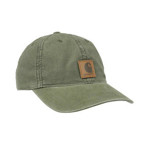 Brown cap