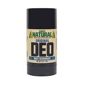 Stick of deodorant