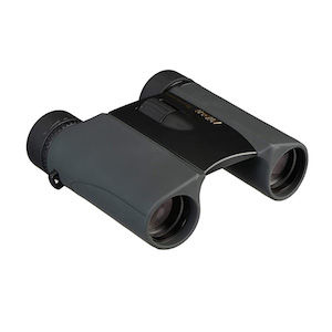 Black and grey binoculars