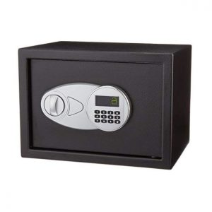 Security safe box for vehicles