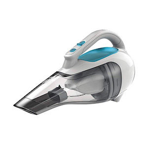 Portable hand vacuum