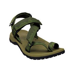 Greenish water sandals